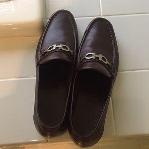 Size 11.5 D Ferragamo Italian shoe